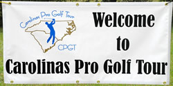 Welcome to the Carolinas Pro Golf Tour