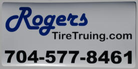Rogers Tire Truing